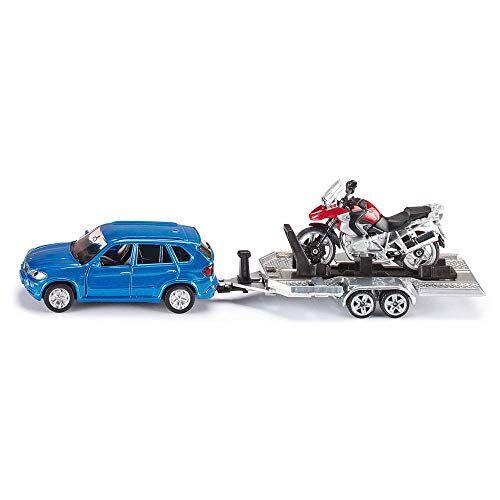 Tim Toys Limited D/C Auto C/Rimorchio+Moto