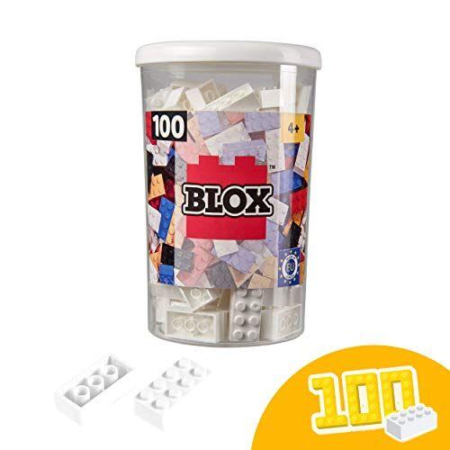 simba blox - mattoncini per costruzioni in barattolo