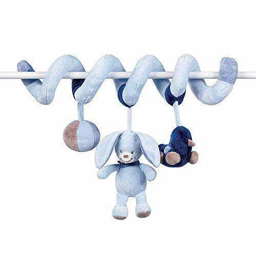 Nattou Spirale giocattolo da appendere per bambini