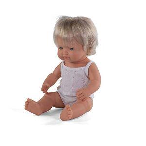 Miniland Baby Dolls Caucasian Girl