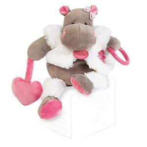 Baby Nat - Pupazzetto attivit, Zoé l' ippopotamo rosa