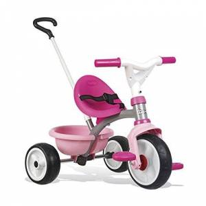 Smoby Triciclo Triciclo Be Move Girl con ruote silenziose 15 mesi 7600740327