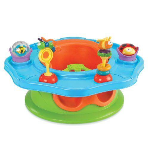 Summer Infant 3-Stage Superseat: da bowling, attività, sedile e booster, neutro
