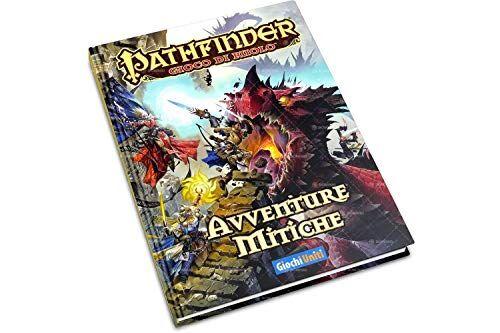 Giochi Uniti- Pathfinder: Avventure Mitiche,