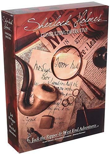 Asmodee Editions Sherlock Holmes consulente