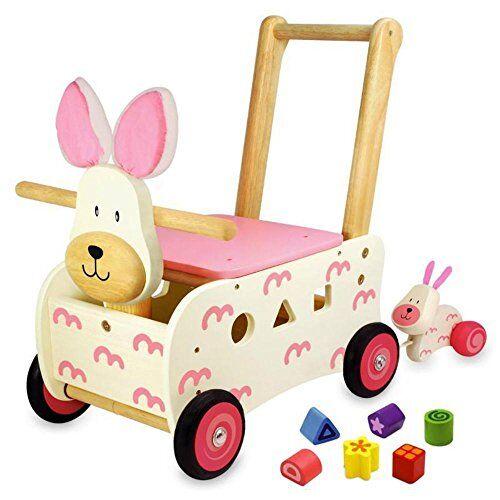 i m toy coniglietto primi passi cavalcabile