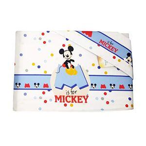 Lenzuola Matrimoniali Mickey Mouse.Acquista Lenzuola Matrimoniali Topolino Confronta Prezzi E Offerte