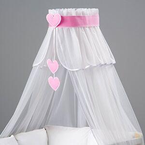 Dreamzzz Ciel de lit / moustiquaire bébé + multicolores Décoration + support flche de lit - Designed by Dreamzzz Handmade