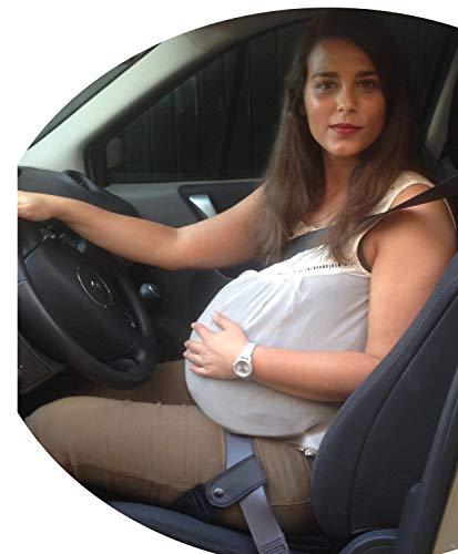mipies cintura di sicurezza in gravidanza   cuscino da auto per donne in gravidanza con passanti per cintura di sicurezza   protegge il bambino e la madre evitando il rischio di aborto   100% garanzia e spedizione gratuita