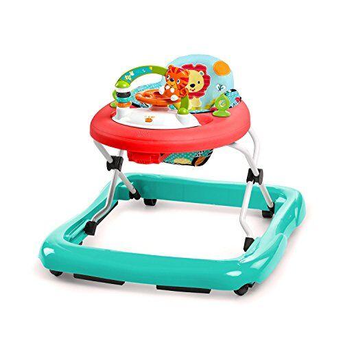 bright starts/kids ii 60316 girello primi passi, multicolore