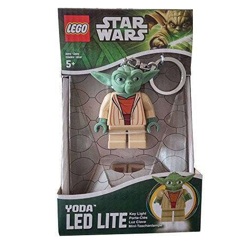 Lego Star Wars - Portachiavi Torcia Yoda