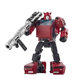 Hasbro Transformers - Cliffjumper WFC-E7 (Generations War for Cybertron: Earthrise Deluxe, Action Figure da 14 cm da collezione)