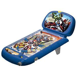 IMC Toys- Avengers Marvel Super Flipper, Colore Blu, 390140AV1