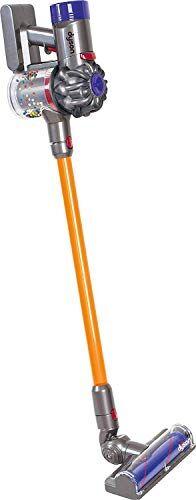 casdon little helper dyson - aspirapolvere senza fili, colore: arancione