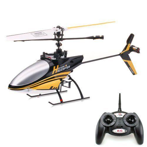 hsp himoto elicottero radiocomandato a 4,5 canali, con tecnologia a 2,4 ghz e sistema giroscopico, pronto all'uso, con batteria e telecomando