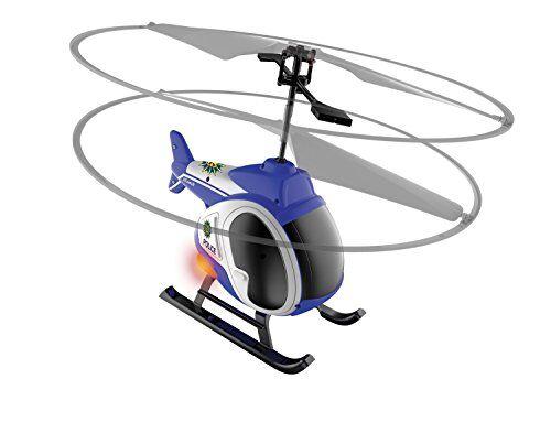 ouaps tooko - elicottero radiocomandato per bambini, giocattolo educativo con telecomando intuitivo, a partire dai 5 anni