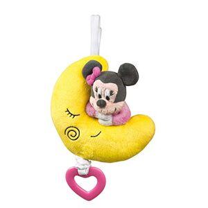 Clementoni 14535 - Baby Minnie Morbida Luna Musicale