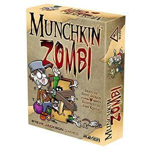 Raven - Munchkin Zombi