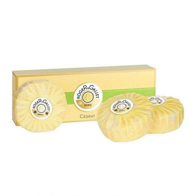 laboratoire native italia spa roger & gallet ced cof.savons 3x100g