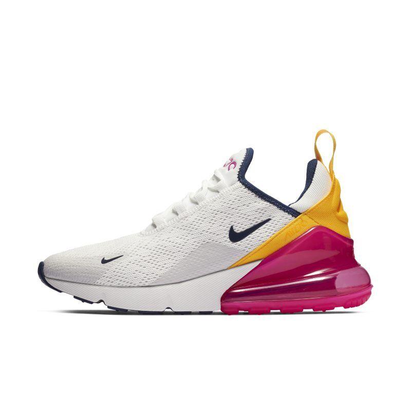 Nike Scarpa Air Max 270 - Donna - Bianco
