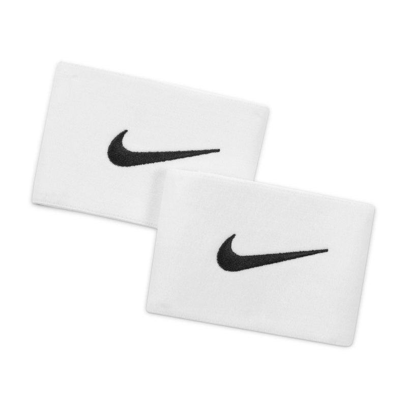 Nike Fascette da calcio Guard Stay II - Bianco
