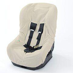 Baby Idea Copertura per Seggiolino Auto 0/18 kg (beige)