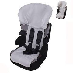 Baby Idea Copertura per Seggiolino Auto 9/36 e 15/36 kg (bianco)