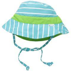 Green Sprouts by I Play Cappello Classic Reversilbile UV 50+ Boy (2-4 anni)