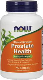 vitanatural Prostate Health Clinical Strength - Prostata 90 Softgels
