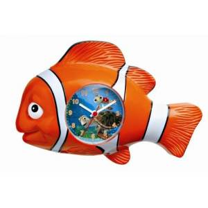 Disney 521011 Bambini Nemo Wall Clock