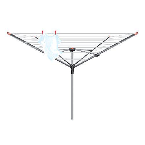 vileda - essiccatore rotativo a 4 bracci 45 m