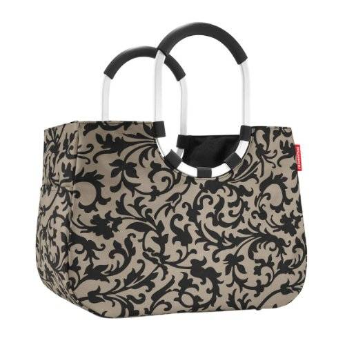 reisenthel loopshopper l bagaglio a mano 46 centimeters 25 beige (baroque taupe)