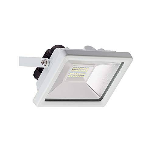 Goobay 59086 Faro da Esterno a LED, 20 W, Bianco