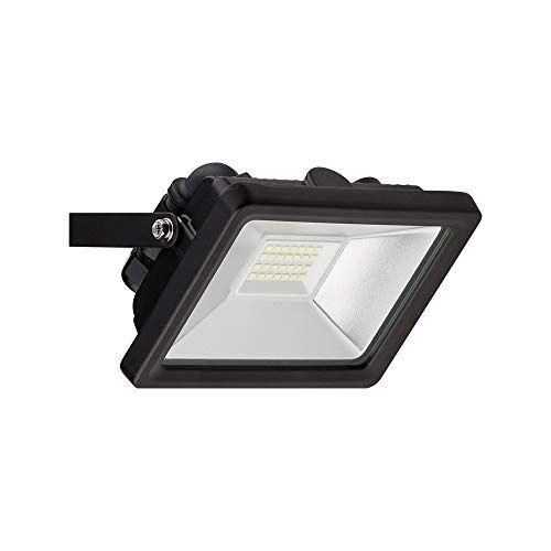 Goobay 59002 Faro da Esterno a LED, 20 W, Nero
