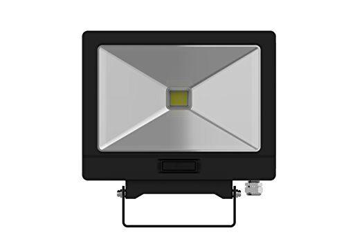 blink tablet senseproiettore led, 10w, 4200k, ip65, con sensore pir, colore: nero