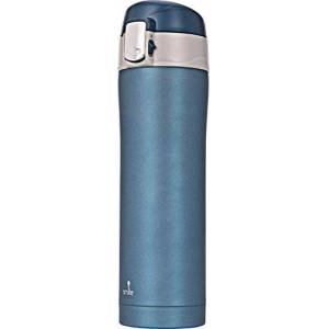 Smile stt-5/6Thermos 420ml, Acciaio Inossidabile, Blu, 420ML