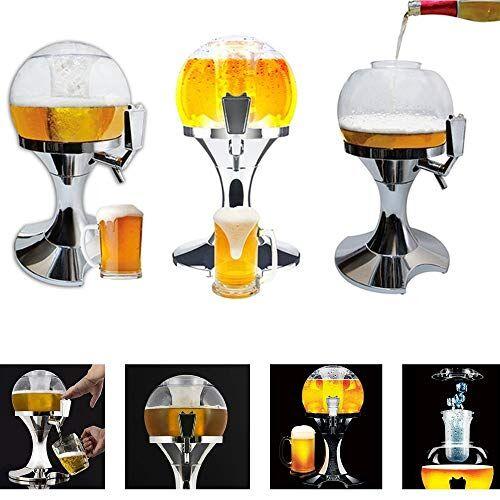 TrAdE shop Traesio Spilla Birra Dispenser Ghiaccio SPILLABIRRA SPILLATORE Feste Bar Pub CASA Party