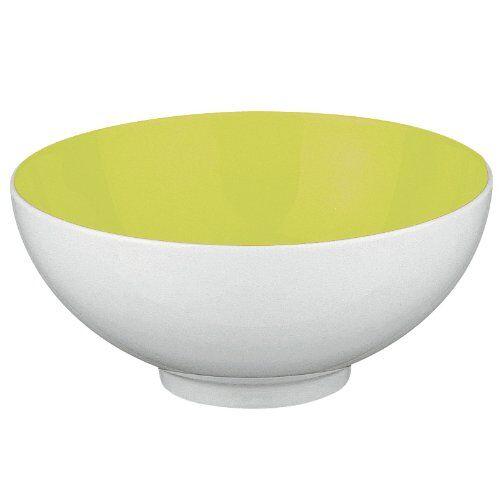 guy degrenne - ciotola modulo da 24 cm, colore: verde lime