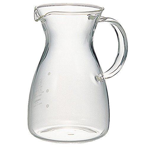 hario decanter in vetro hario, vetro, in vetro., 400 ml