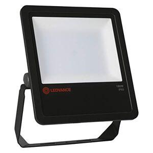 LEDVANCE Proiettore LED: per parete, polo, pavimento soffitto   FLOODLIGHT 180   180 W   220240 V   Warm White   3000 K   materiale del corpo: aluminum   IP65   1-confezione