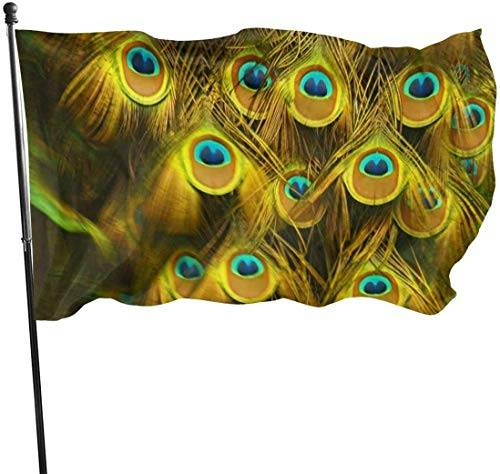 WLQP Giardino e Giardinaggio Decorazioni per Il Giardino Bandiere Bees Cartoon Flag 3 x 5 ft Outdoor Indoor Dormitory Room Decoration Banner Brass Grommets