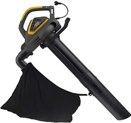 Stiga SBL 2600 - Soffiatore Aspiratore elettrico 2.600W con sacco raccolta e lama mulching per triturare