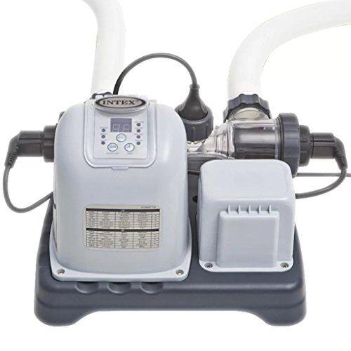 vidaXL Intex Krystal Clear ECO 28670GS Generatore di Cloro Salino Clorinatore