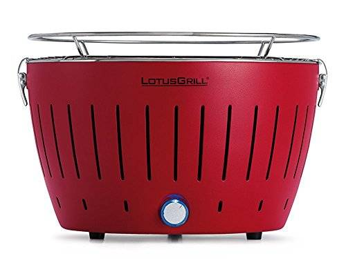 LotusGrill Lotus Grill - Barbecue Nomade, colore: Rosso