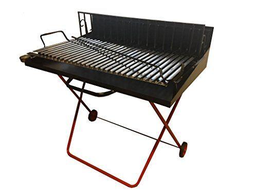 casamaniashopping barbecue a legna alla veneta cm 100