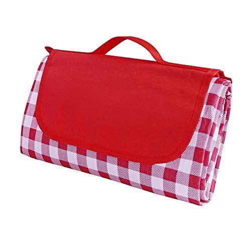 epissche coperta da spiaggia picnic portatile impermeabile tappetino da picnic all'aperto tappetino a prova d'umidit stuoia oxford stuoia allargata allargata per tenda da campeggio-z