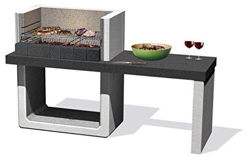 garden grills barbecue a carbonella o legna sarom -porto new
