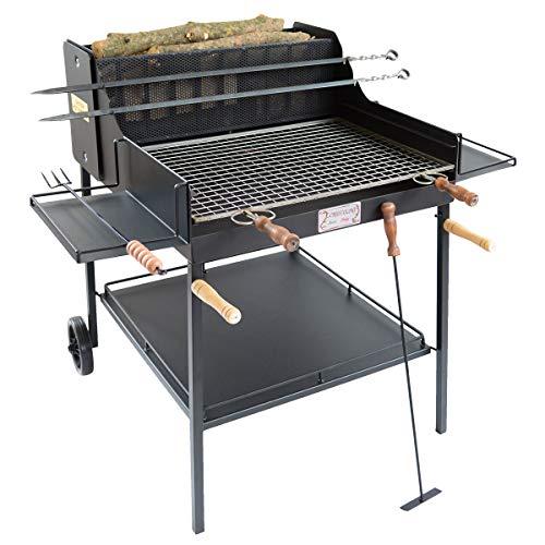 cruccolini ba44 barbecue arezzo a legna e carbone