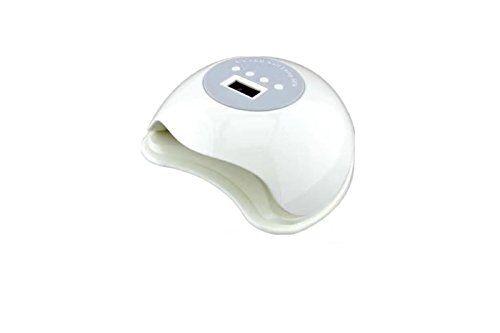 BES SRL LAMPADA UV LED 2 IN 1 RICOSTRUZIONE UNGHIE MANI PIEDI 60W NAIL ART