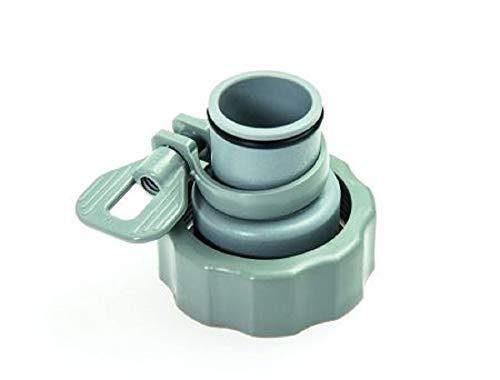 Bestway Adattatore Per Pompa Filtro A Sabbia Bestway 58257 58258 Tubo Flessibile 32 Filettatura